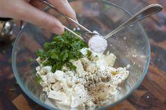 Easy Baked Chicken Hot Wings Recipe from www.inspiredtaste.net #recipe #football #chicken