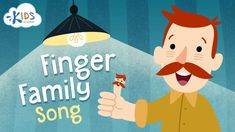 Finger Family - Children Song with Lyrics - Cartoon Animation Rhymes & S... #kidssongs #nurseryrhymes #kids #songs