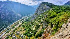 Lacets de Montvernier, Rhone Alps
