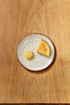 Custard Tart, Custard Filling, Creamed Eggs, Chef Recipes, Thing 1, Cream Pie, Quiche