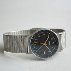 Braun AW 24 (steel bracelet) Peter Hartwein