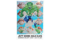Jeff Koons, Hulk Elvis Monkey Train on OneKingsLane.com