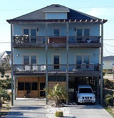 Wow!!++Private+Pool+and+Luxurious+4+Bedroom+Beach+Home!!+++Vacation Rental in North Topsail Beach from @homeaway! #vacation #rental #travel #homeaway