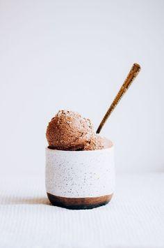 vegan chocolate coconut ice cream