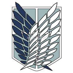 Attack On Titan - Survey Corps Emblem