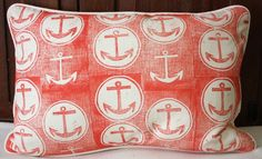 Rectangle Anchor Pillow