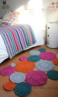 Unindo vários tapetinhos