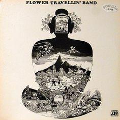 FLOWER TRAVELLIN' BAND / SATORI