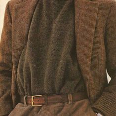 Image about aesthetic in Beige/Brown 🍪 by :* on We Heart It - Discovered by h. Find images and videos about aesthetic and dark academia on We Heart It – the app to get lost in what you love. Source by Unverbluemtes - Estilo Dark, Look Fashion, Mens Fashion, 2000s Fashion, Winter Fashion, Fashion Tips, Kleidung Design, Baggy Pants, Donna Tartt
