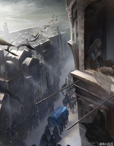 Aragorn's Funeral