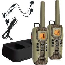 Case Set of 4 OLYMPIA R100 AA FRS GMRS Rugged 2-WAY Radio Walkie Talkie