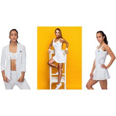 Check out the Wimbledon fashions by Marion Bartoli for Love Fila at Tennis Express!
