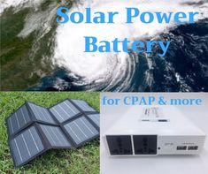 Hurricane Laura & Solar Battery for CPAP & more Solar Charger, Solar Battery, Solar Power Batteries, Types Of Planning, Movie Projector, Wall Outlets, Explore Travel, Electrical Engineering, Carry On Bag