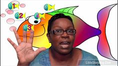 Preschool songs - Once I Caught a Fish Alive - Littlestorybug. This is a great song for a Fish Storytime Theme for preschoolers. Preschool Music, Numbers Preschool, Preschool Education, Preschool Themes, Preschool Kindergarten, Preschool Learning, Early Learning, Fun Learning, Teaching Kids
