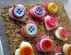 Button Craft Project Ideas: How to Make Easy Crafts with Buttons ...