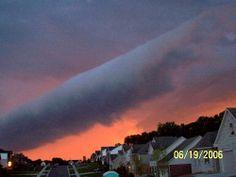 roll cloud White Oak, Ohio