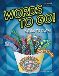 Words to Go! Words to Know!--a middle school vocabulary program designed for active learning.