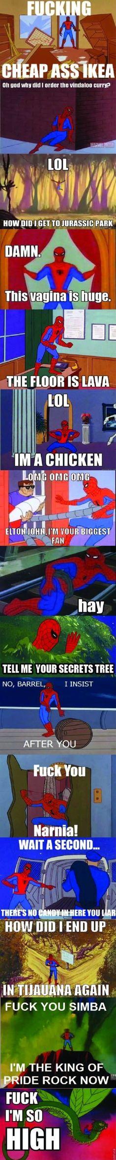 Why I love Spiderman