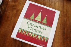 Small Home Big Start: Christmas Planner - Keeping Organized over the Holidays