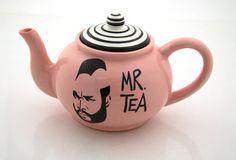 Mr. Tea tea set