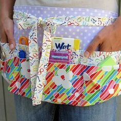 Image result for utility apron pattern free