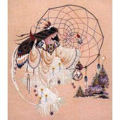 "Butternut Road BR7  ""Earthdancer"" Cross Stitch Chart - Used by WhimseysByAnne on Etsy"