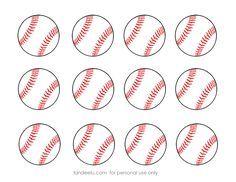 free printable baseball clip art images Inch Circle Punch or Scissors Baseball Treats, Baseball Coach Gifts, Baseball Boys, Baseball Stuff, Baseball Manager, Baseball Cookies, Baseball Dugout, Baseball Tournament, Baseball Posters