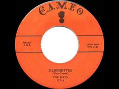 1957 HITS ARCHIVE: Silhouettes - Rays - YouTube