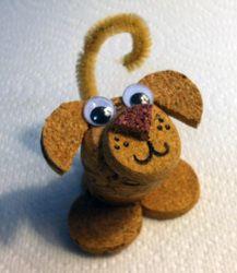 Hand crafted cork animals A Bit Corky Pinterest Corks, Hands