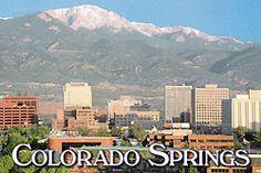 Colorado Springs, Colorado! Summer Vacation with my twin and my mom