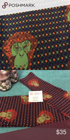 LulaRoe OS Leggings ~ Made in Vietnam Part of my Unicorn Vault Collection, NWT, Hard-To-Find Prints. Sold at $10 above MAP (Minimum Advertised Price). LuLaRoe Pants Leggings