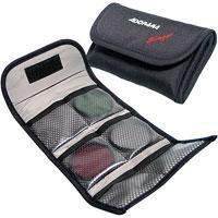 Adorama Slinger Filter Wallet - InchP- Inch Holds Six 82mm Round or Six - Inch Series Square Filters- Black --- http://www.amazon.com/Adorama-Slinger-Filter-Wallet-Filters-/dp/B0002E1S3C/?tag=affpicntip-20