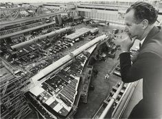 Overseeing The Building of Concorde ~ In The U. Concorde, A380 Aircraft, Supersonic Aircraft, Tupolev Tu 144, British Aerospace, British Government, Air France, Aircraft Pictures, Toulouse
