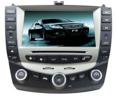 Special Offers - Pioeneer Intelligent (2003-2007) Honda Accord 6-8 Inch Touchscreen Double-DIN Car DVD Player & In Dash Navigation SystemNavigatorBuild-In BluetoothRadio with RDSAnalog TV AUX&USB iPhone/iPod Controlssteering wheel control rear view camera input - In stock & Free Shipping. You can save more money! Check It (April 08 2016 at 12:49PM)…