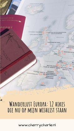 Wanderlust Europa is oorspronkelijk uitgegeven als Wanderlust Europe door uitgeverij Gestalten, telt 327 pagina's, weegt 2 kilo en beschrijft 51 van de mooiste hikes in Europa. Dicht bij huis, geen vliegtuig nodig! Nu ben ik heel erg gevoelig voor dit soort boeken vol mooie foto's gecombineerd met praktische info, en eigenlijk wil ik gewoon al die wandelingen een keer maken! Maar dit zijn de 12 die sowieso een plekje op mijn wishlist hebben veroverd. Zermatt, Lifestyle Blog, Fangirl, Wanderlust, Hiking, Travel, Walks, Fan Girl, Viajes