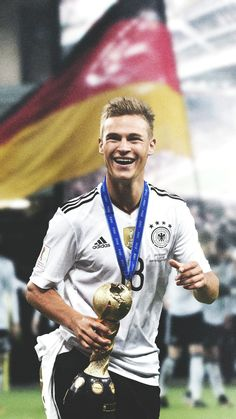 Kimmich ❤ Germany Football Team, Germany Team, Football Is Life, Football Soccer, Fifa, Joshua Kimmich, German National Team, Dfb Team, Fc Bayern Munich