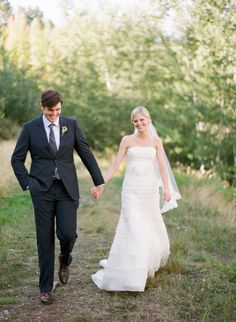 Beautiful bride Alana in her Vera Wang gown from the Nordstrom Wedding Suite!  via Style Me Pretty
