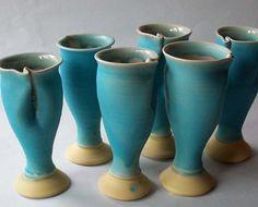 Ceramic glass set