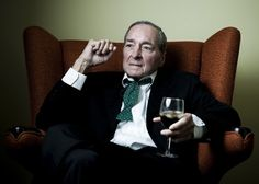 William Eggleston photographed in Los Angeles in the Fall of 2010.