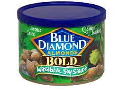 Bold Wasabi Almonds! These are awesome!