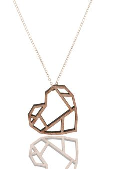 Let little details make a big impact with @Pico Design 'Laser Cut Heart Pendant' #ACTOPPICKS necklace!