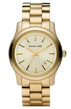 Michael Kors 'Jet Set Sport' Watch available at #Nordstrom
