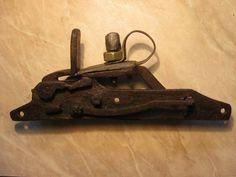 Karelian type flintlock