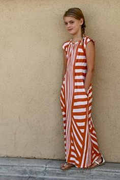 Nadia picked this one out herself.  Love the Maxi dresses