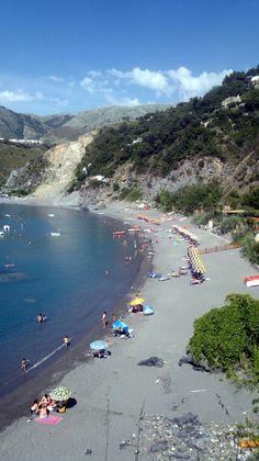 Baia Azzurra, San Nicola Arcella (Calabria)