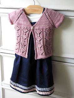 Ravelry: Lilianna pattern by Irishgirlieknits
