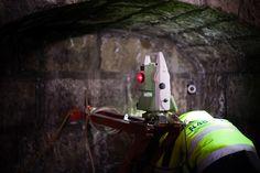 #Geomonitoring #Wientalterrasse I AT, photo by matthias ritschl #Vermessung #Surveying #U-Bahn #Tachymeter Outdoor Power Equipment, Patio, Garden Tools