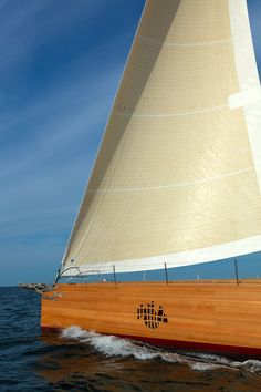 Frank Gehry has become the latest architect to design a boat – unveiling an entirely wooden yacht he created for himself