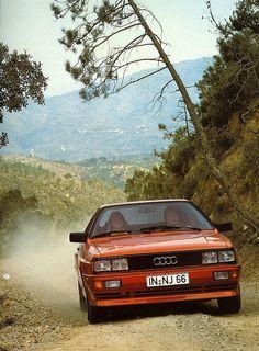 #Audiquattro | #Audi # quattro