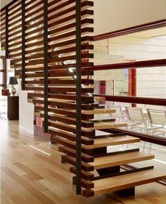Mekanlarınızda Kullanabileceğiniz Mükemmel Merdiven Tasarımları - Görsel 32